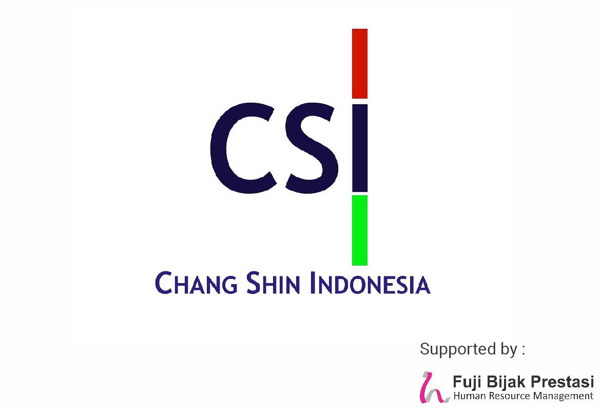 Chang Shin Indonesia - By. Fujibijak